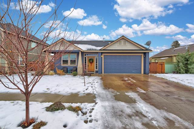 20573 Button Brush Avenue, Bend, OR 97702 (MLS #201910747) :: Berkshire Hathaway HomeServices Northwest Real Estate