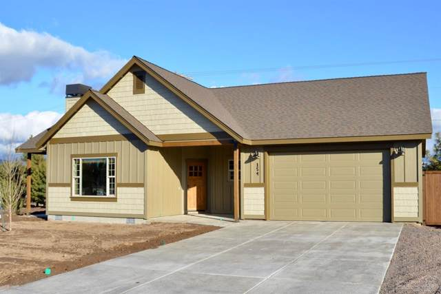 154 NW Saddle Ridge Loop, Prineville, OR 97754 (MLS #201910760) :: Central Oregon Home Pros