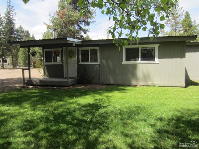 16040 SW Bull Bat Lane, La Pine, OR 97739 (MLS #201910802) :: Windermere Central Oregon Real Estate