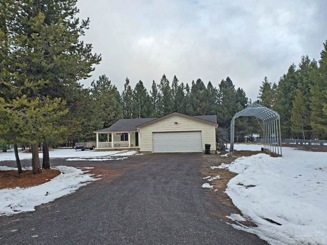 15898 Yellowood Court, La Pine, OR 97739 (MLS #201910805) :: Windermere Central Oregon Real Estate