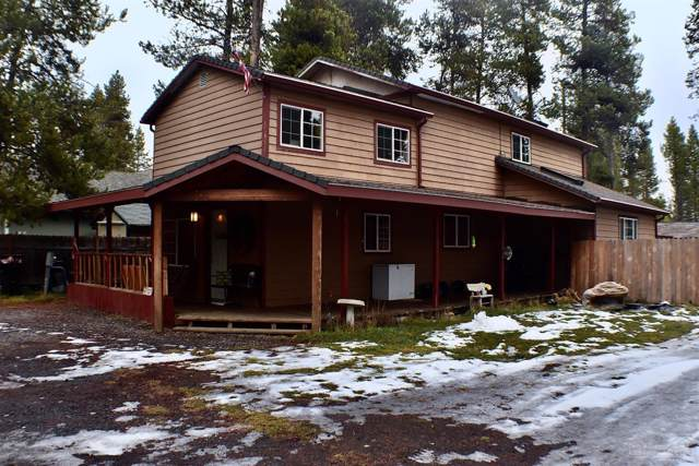 55768 Snow Goose, Bend, OR 97707 (MLS #201910810) :: Fred Real Estate Group of Central Oregon