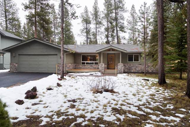 15 Goldfinch, Sunriver, OR 97707 (MLS #201910814) :: Fred Real Estate Group of Central Oregon
