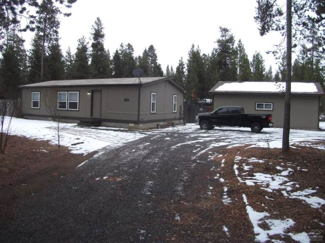 16161 Dawn Road, La Pine, OR 97739 (MLS #201910887) :: Fred Real Estate Group of Central Oregon