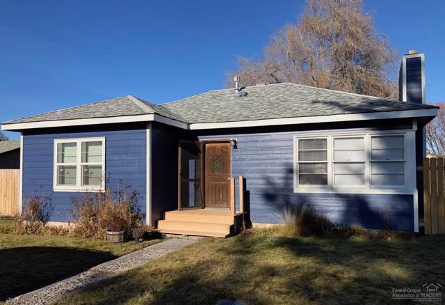 585 SE 4th Street, Prineville, OR 97754 (MLS #201910955) :: The Ladd Group