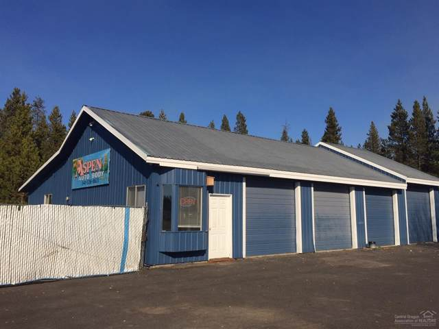 17080 Tracy Road, La Pine, OR 97739 (MLS #201910964) :: Berkshire Hathaway HomeServices Northwest Real Estate
