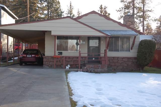 613 NE Irving Avenue, Bend, OR 97701 (MLS #201910965) :: Windermere Central Oregon Real Estate