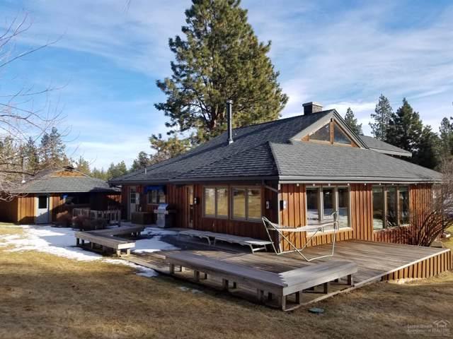 69440 Deer Ridge Road, Sisters, OR 97759 (MLS #201910970) :: Berkshire Hathaway HomeServices Northwest Real Estate