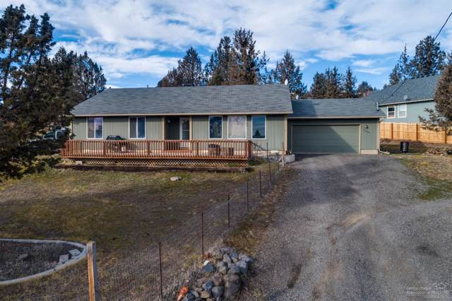 11307 NW Irvine Avenue, Prineville, OR 97754 (MLS #201910999) :: Central Oregon Home Pros