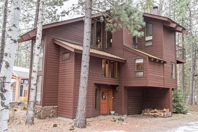 13271 Sorral Dock, Black Butte Ranch, OR 97759 (MLS #201911023) :: Fred Real Estate Group of Central Oregon
