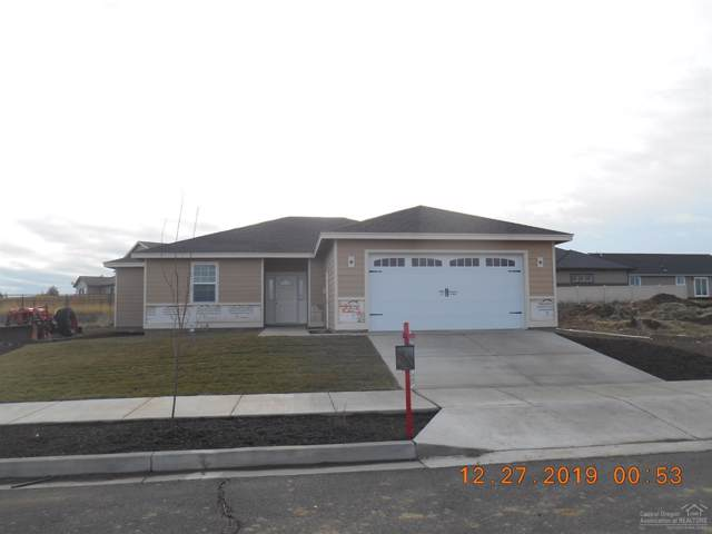 723 NE Begonia Street, Madras, OR 97741 (MLS #201911025) :: Central Oregon Home Pros