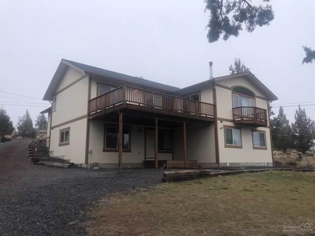 13840 SW Cinder Cone Loop, Terrebonne, OR 97760 (MLS #201911071) :: Windermere Central Oregon Real Estate