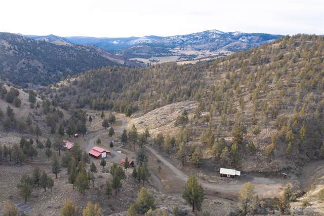13777 Highway 26, Mitchell, OR 97750 (MLS #202000007) :: Premiere Property Group, LLC
