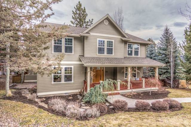 1148 NW Constellation Drive, Bend, OR 97703 (MLS #202000012) :: CENTURY 21 Lifestyles Realty
