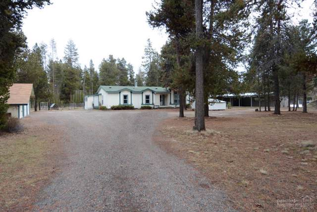 55730 Blue Eagle, Bend, OR 97707 (MLS #202000051) :: Team Birtola | High Desert Realty