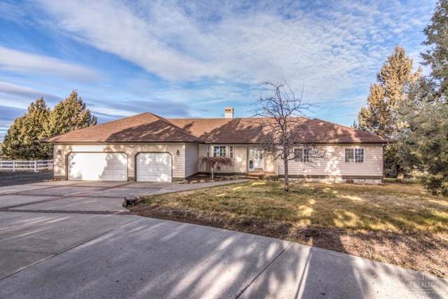 7997 SW Costanoan Street, Powell Butte, OR 97753 (MLS #202000052) :: Team Birtola | High Desert Realty