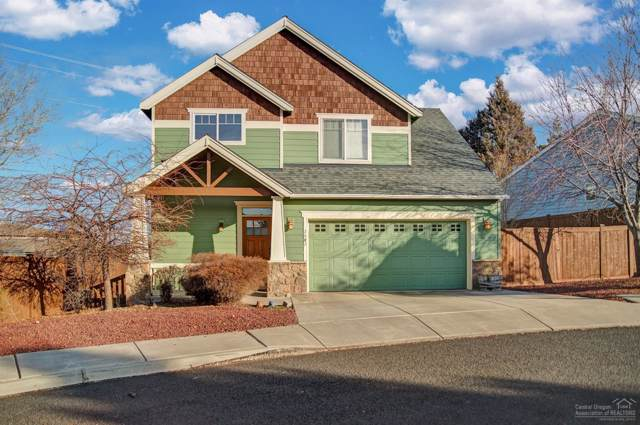 2642 NE Jill Court, Bend, OR 97701 (MLS #202000103) :: Team Birtola | High Desert Realty