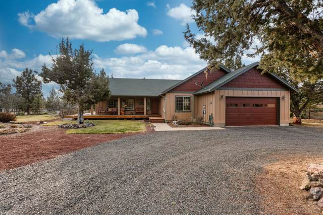 8366 SW Pumice Court, Terrebonne, OR 97760 (MLS #202000116) :: Central Oregon Home Pros