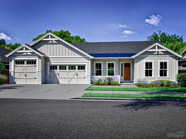 60853 SW Deer Creek Place, Bend, OR 97702 (MLS #202000155) :: The Ladd Group
