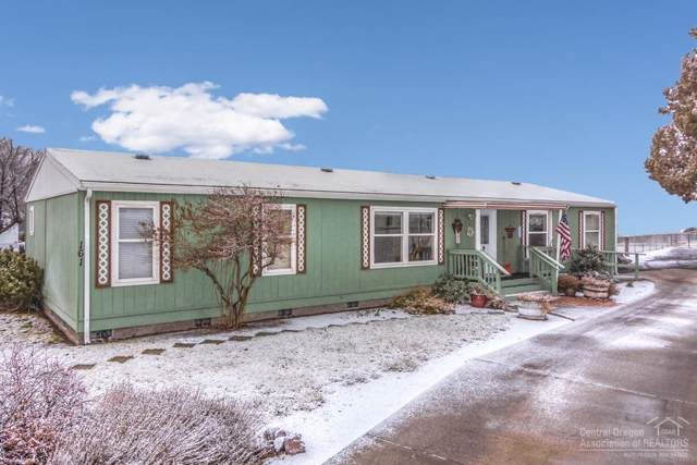 161 SE Williamson Drive, Prineville, OR 97754 (MLS #202000195) :: Bend Homes Now