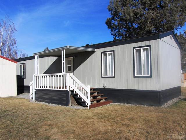 6100 S Highway 97 #31, Redmond, OR 97756 (MLS #202000231) :: Central Oregon Home Pros