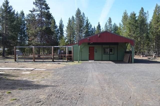 372 Riddle Road, Crescent, OR 97733 (MLS #202000233) :: The Ladd Group