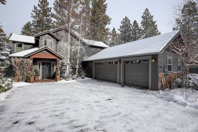 1136 E Creekside Court, Sisters, OR 97759 (MLS #202000252) :: Berkshire Hathaway HomeServices Northwest Real Estate