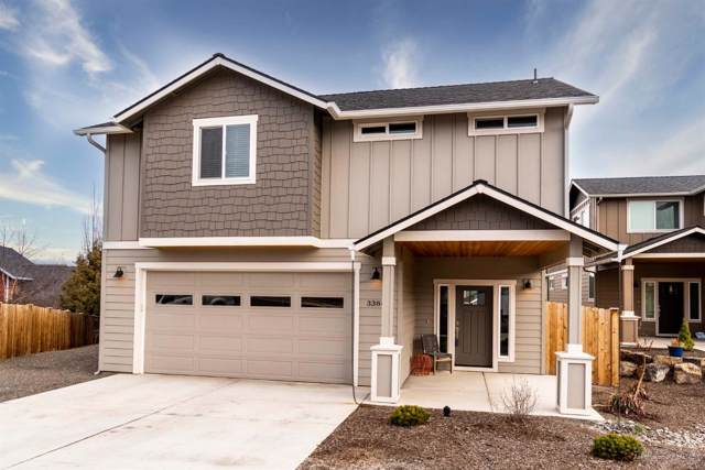 3384 NE Marys Grace Lane, Bend, OR 97701 (MLS #202000296) :: Berkshire Hathaway HomeServices Northwest Real Estate