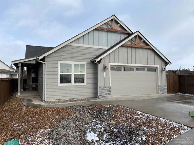 4051 SW Badger Court, Redmond, OR 97756 (MLS #202000353) :: Bend Homes Now