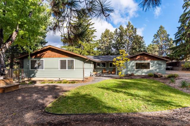 2590 NE Ravenwood Drive, Bend, OR 97701 (MLS #202000400) :: The Ladd Group