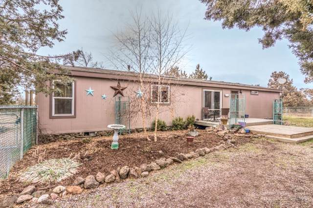 11808 SW Peninsula Drive, Terrebonne, OR 97760 (MLS #202000439) :: Team Birtola | High Desert Realty