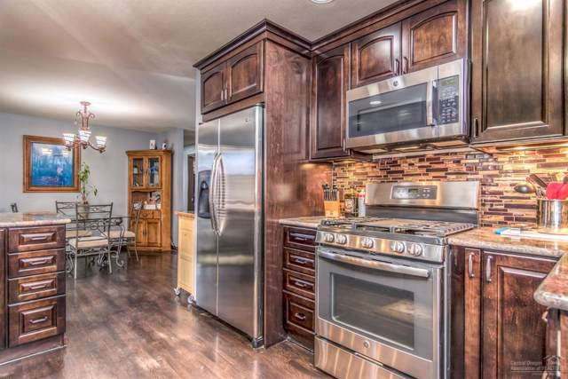 60858 Cultus Drive, Bend, OR 97702 (MLS #202000449) :: The Ladd Group