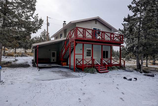 5651 SE Buxton Lane, Prineville, OR 97754 (MLS #202000504) :: Team Birtola | High Desert Realty