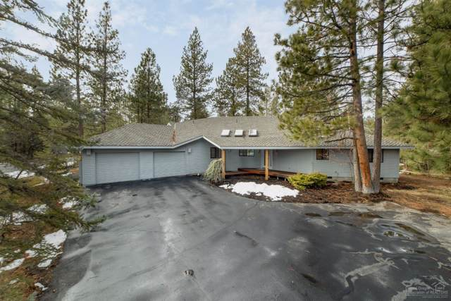 19582 Mammoth Drive, Bend, OR 97702 (MLS #202000578) :: The Ladd Group