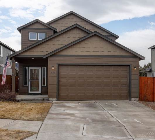 21193 Keyte Road, Bend, OR 97701 (MLS #202000587) :: Bend Homes Now