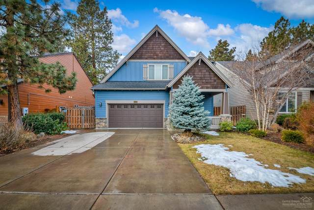 61125 Lodgepole Drive, Bend, OR 97702 (MLS #202000594) :: Berkshire Hathaway HomeServices Northwest Real Estate