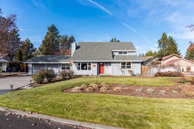 2843 NE Waller Drive, Bend, OR 97701 (MLS #202000600) :: Bend Homes Now
