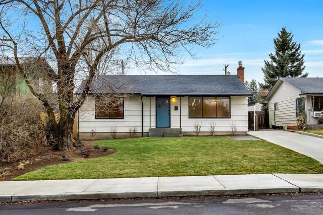 555 NE Kearney Avenue, Bend, OR 97701 (MLS #202000676) :: Team Birtola | High Desert Realty