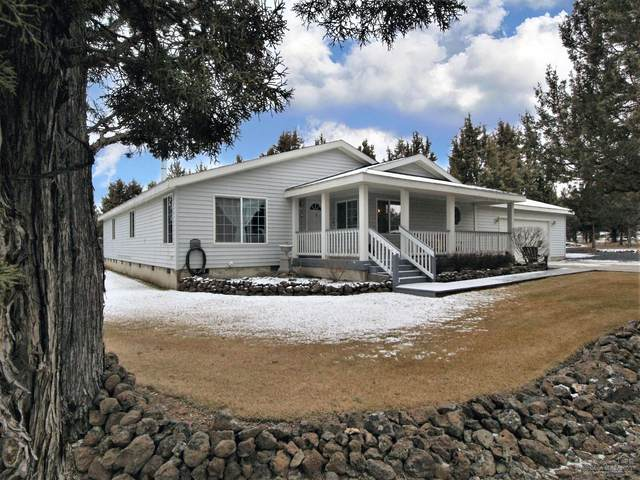 10202 SE View Top Lane, Prineville, OR 97754 (MLS #202000714) :: The Ladd Group