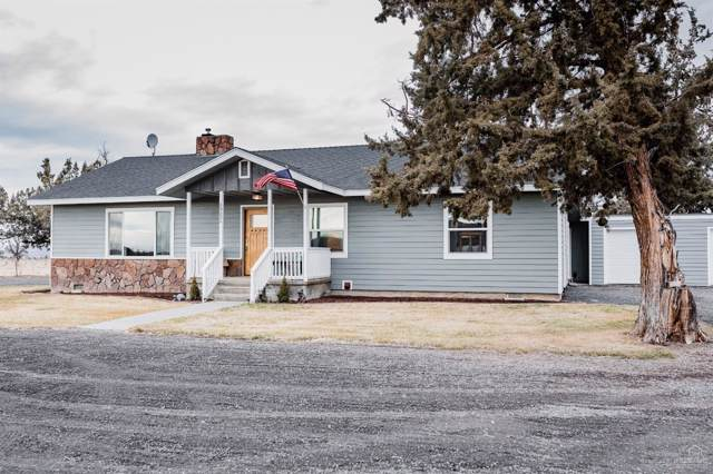 10525 SW Fleming Road, Powell Butte, OR 97753 (MLS #202000719) :: Fred Real Estate Group of Central Oregon