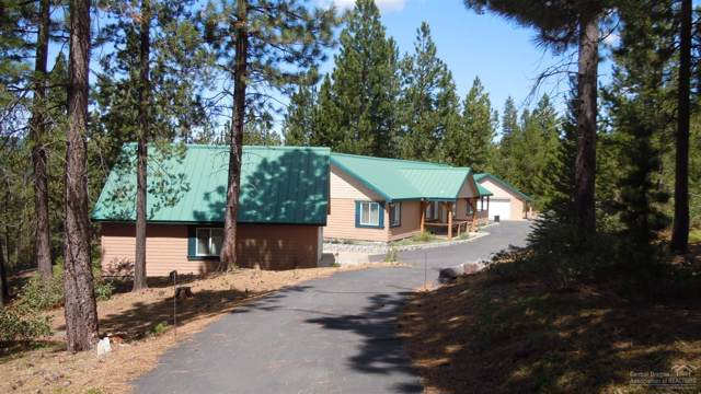 18858 Clear Spring Way, Crescent Lake, OR 97733 (MLS #202000720) :: The Ladd Group