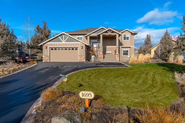 1695 SW Murrelet Drive, Redmond, OR 97756 (MLS #202000731) :: Berkshire Hathaway HomeServices Northwest Real Estate