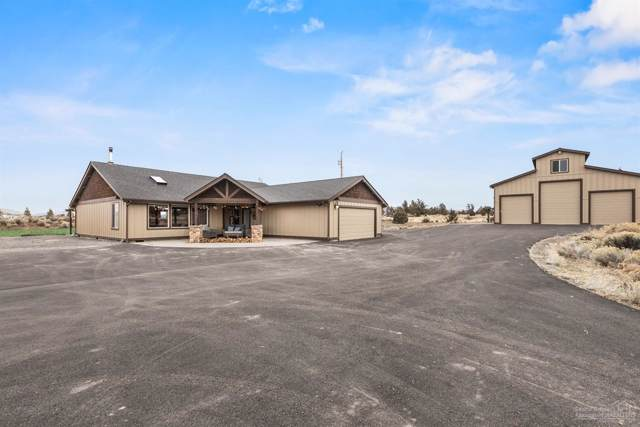 23965 Rickard Road, Bend, OR 97702 (MLS #202000798) :: The Ladd Group