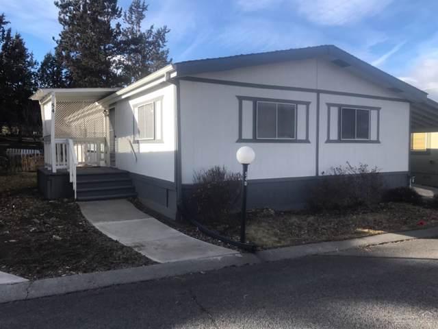 1001 SE 15th Street #54, Bend, OR 97702 (MLS #202000804) :: Central Oregon Home Pros