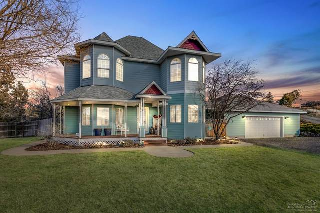 1360 NE Westview Drive, Madras, OR 97741 (MLS #202000837) :: The Ladd Group