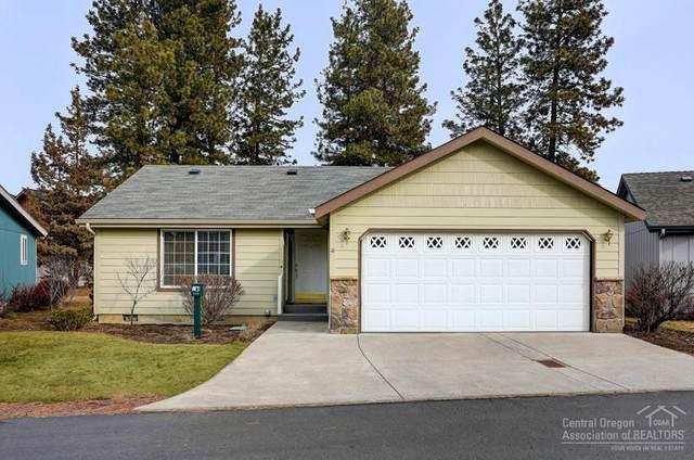 648 N Tam Rim Drive, Sisters, OR 97759 (MLS #202000869) :: Berkshire Hathaway HomeServices Northwest Real Estate