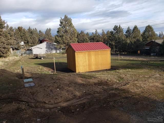 6100 Nye, Prineville, OR 97754 (MLS #202000917) :: Bend Homes Now