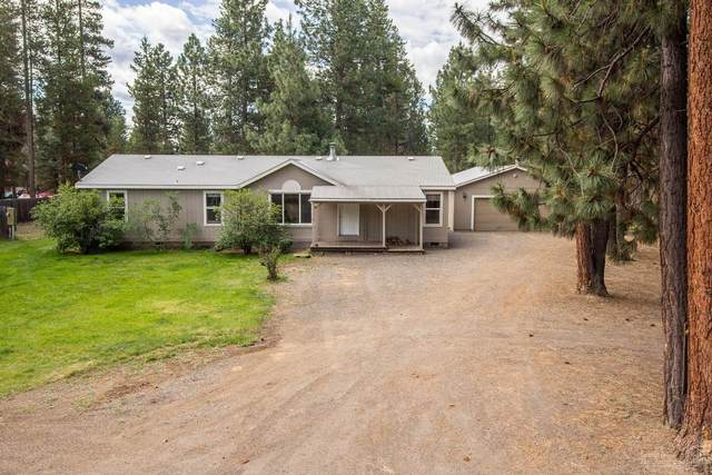 15961 Lava Drive, La Pine, OR 97739 (MLS #202000921) :: Berkshire Hathaway HomeServices Northwest Real Estate