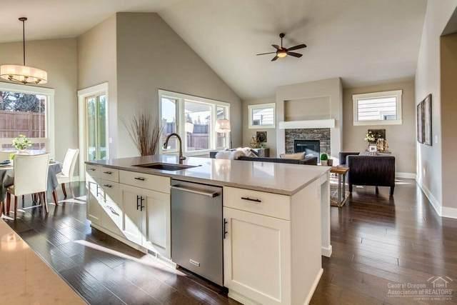 3638 SW Badger Court, Redmond, OR 97756 (MLS #202000952) :: Fred Real Estate Group of Central Oregon