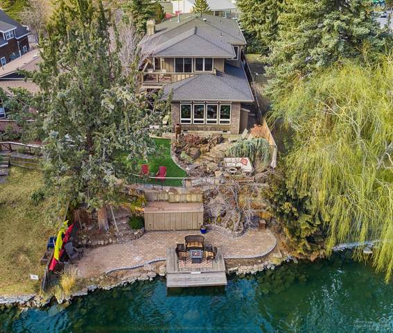614 NW Harmon Boulevard, Bend, OR 97703 (MLS #202000953) :: Berkshire Hathaway HomeServices Northwest Real Estate
