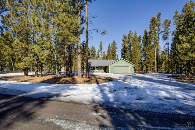 15474 Rainbow Court, La Pine, OR 97739 (MLS #202000989) :: Fred Real Estate Group of Central Oregon